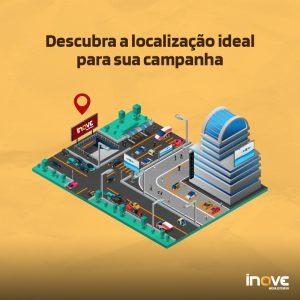 Descubra a localização ideal para sua campanha