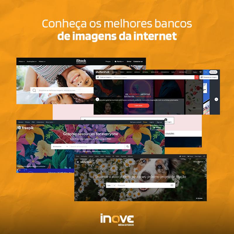 Conheça os melhores bancos de imagens da internet