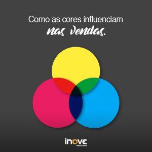 Como as cores influenciam nas vendas
